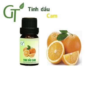 công dụng của tinh dầu cam nguyên chất
