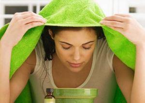 Xông hơi với tinh dầu tự nhiên có nhiều tác dụng đối với sức khoẻ và làm đẹp