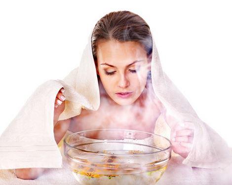 Xông hơi với tinh dầu giúp giải độc tố, giải cảm, trị mụn và làm đẹp hiệu quả