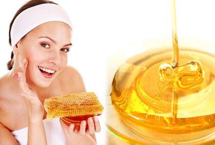 Cách làm trắng da với mật ong