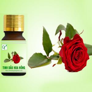 Tinh dầu hoa hồng nguyên chất tại tinh dầu GT