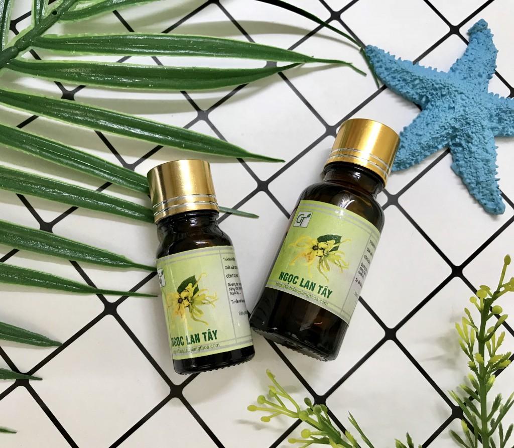 Tinh dầu ngọc lan tây chai 10 - 20ml (Ảnh chụp thật SP)
