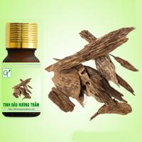 Tinh dầu hương trầm GT