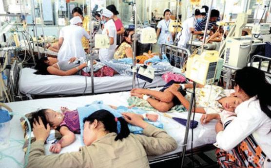 Dịch sốt xuất huyết gây nguy hiểm nghiêm trọng đến sức khỏe và chất lượng cuộc sống