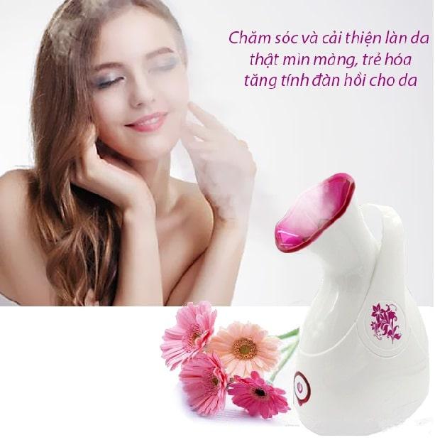 Xông hơi với tinh dầu sả giúp giải cảm và làm sạch sâu cho da