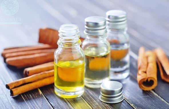 Hướng dẫn cách làm tinh dầu quế