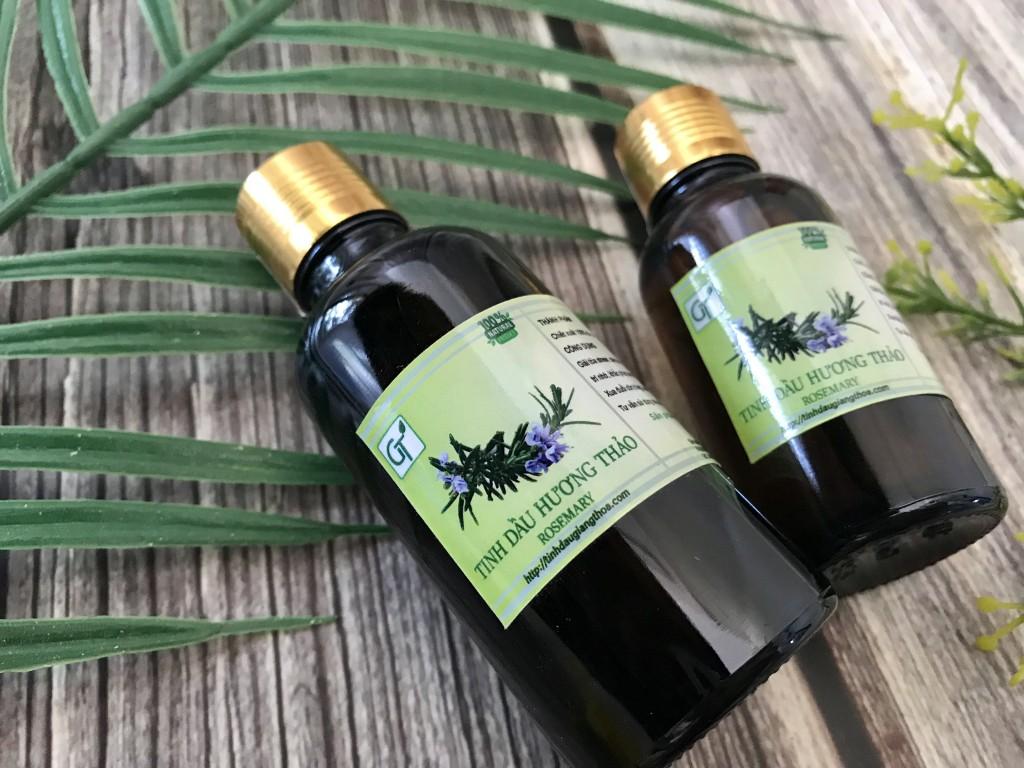 Tinh dầu Hương Thảo nguyên chất tại Tinh dầu GT